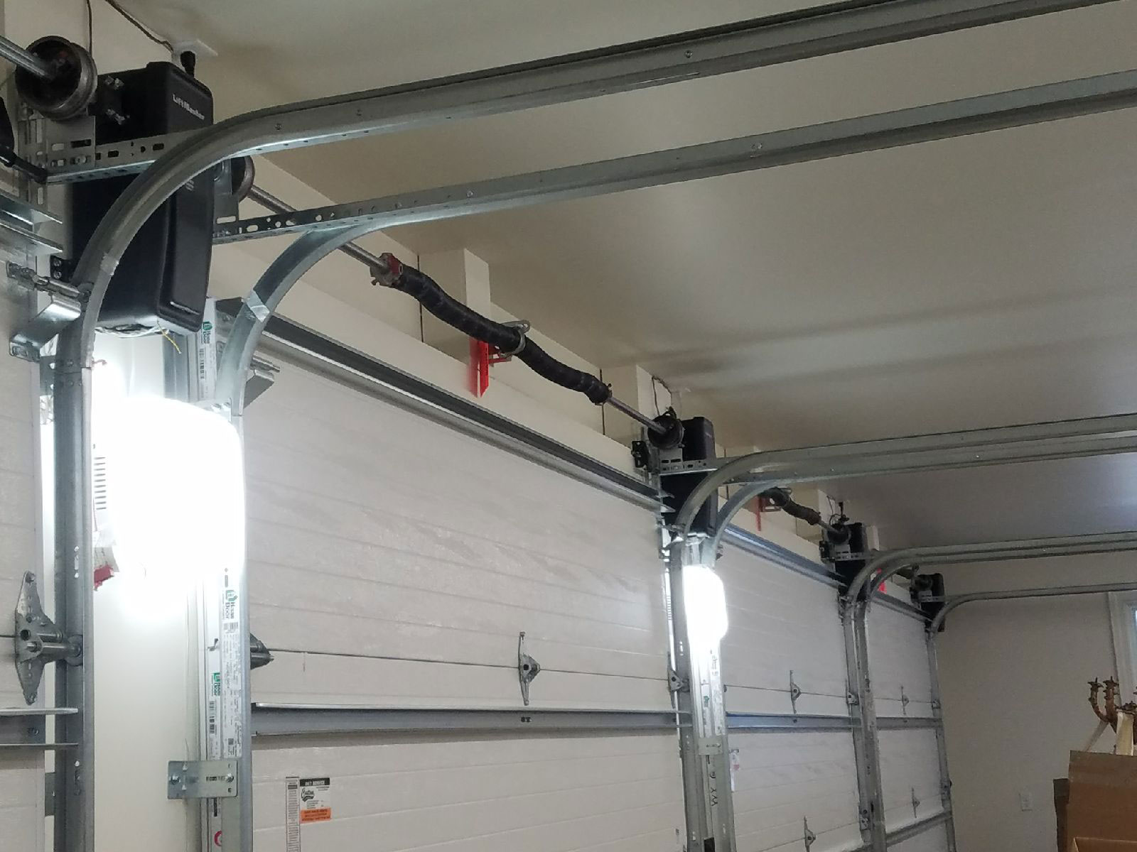 Jackshaft Garage Opener